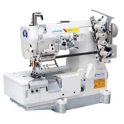 Промышленная швейная машина Jack JK-8569ADI-05GB (6,4 мм)