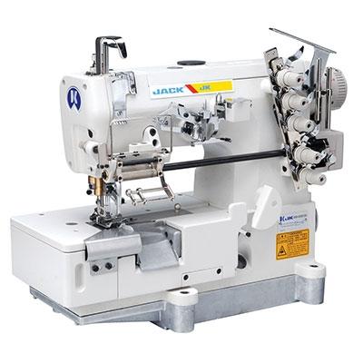 Промышленная швейная машина Jack JK-8569ADI-05GB (5,6 мм)