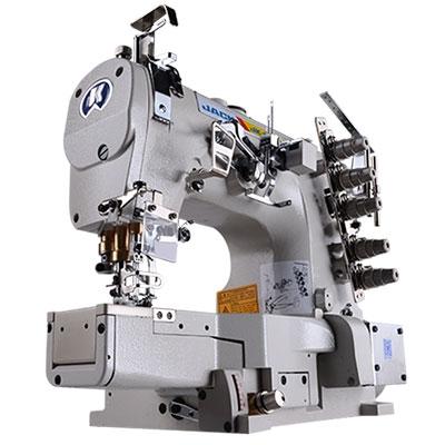 Промышленная швейная машина Jack JK-8669DI-01GB (6,4 мм)