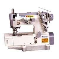 Промышленная швейная машина Jack JK-8569A-01GB (5,6 мм)