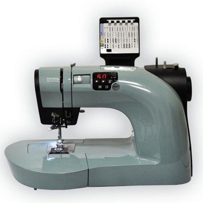 Toyota OEKAKI50G Renaissance швейная машина