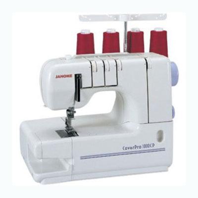 Швейная машина Janome CoverPro 1000CP