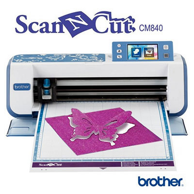 Brother CM840 ScanNCut